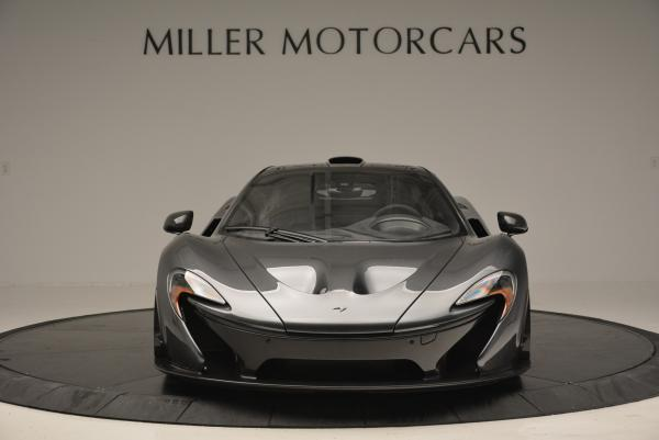 Used 2014 McLaren P1 for sale Call for price at Maserati of Greenwich in Greenwich CT 06830 7
