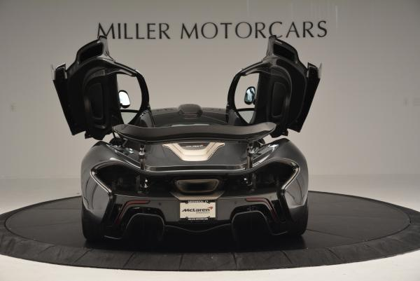 Used 2014 McLaren P1 Coupe for sale Call for price at Maserati of Greenwich in Greenwich CT 06830 8
