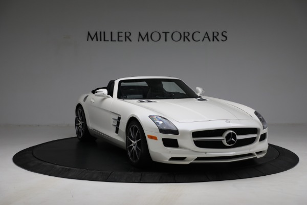 Used 2012 Mercedes-Benz SLS AMG for sale $159,900 at Maserati of Greenwich in Greenwich CT 06830 10