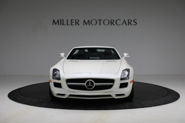 Used 2012 Mercedes-Benz SLS AMG for sale $159,900 at Maserati of Greenwich in Greenwich CT 06830 11