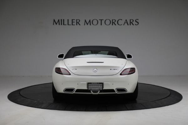 Used 2012 Mercedes-Benz SLS AMG for sale $159,900 at Maserati of Greenwich in Greenwich CT 06830 13