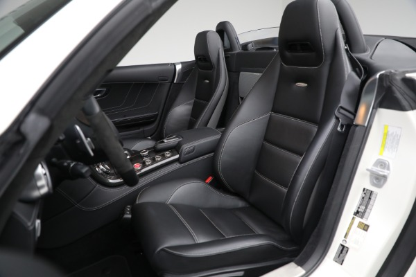 Used 2012 Mercedes-Benz SLS AMG for sale $159,900 at Maserati of Greenwich in Greenwich CT 06830 17