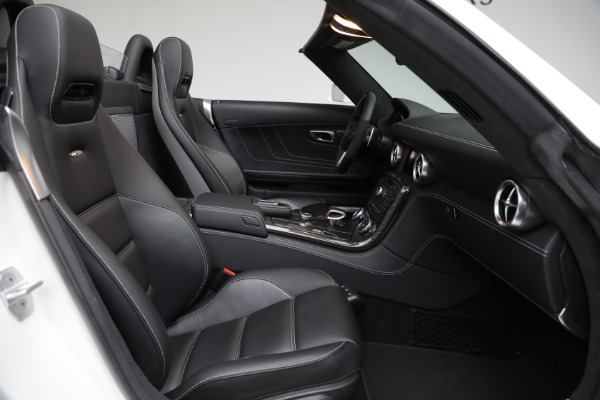 Used 2012 Mercedes-Benz SLS AMG for sale $159,900 at Maserati of Greenwich in Greenwich CT 06830 19