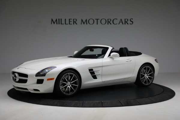 Used 2012 Mercedes-Benz SLS AMG for sale $159,900 at Maserati of Greenwich in Greenwich CT 06830 2