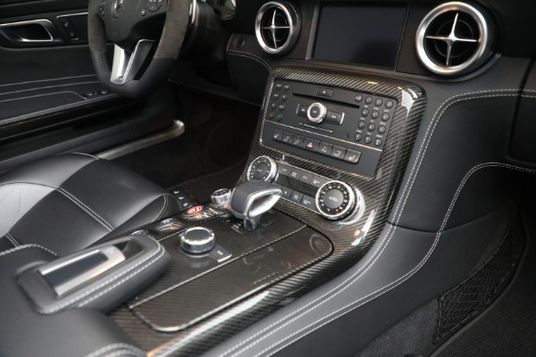Used 2012 Mercedes-Benz SLS AMG for sale $159,900 at Maserati of Greenwich in Greenwich CT 06830 21
