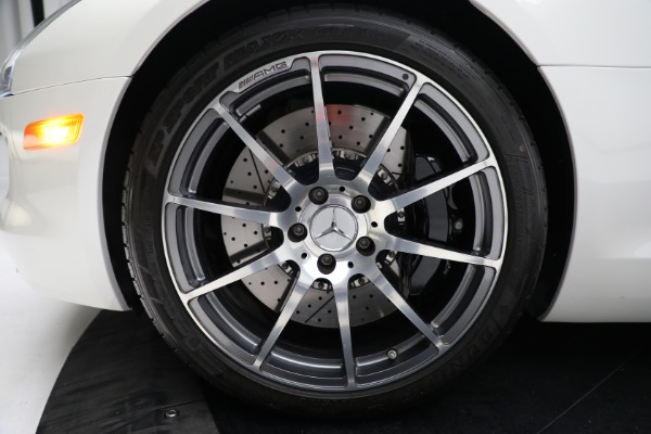 Used 2012 Mercedes-Benz SLS AMG for sale $159,900 at Maserati of Greenwich in Greenwich CT 06830 23