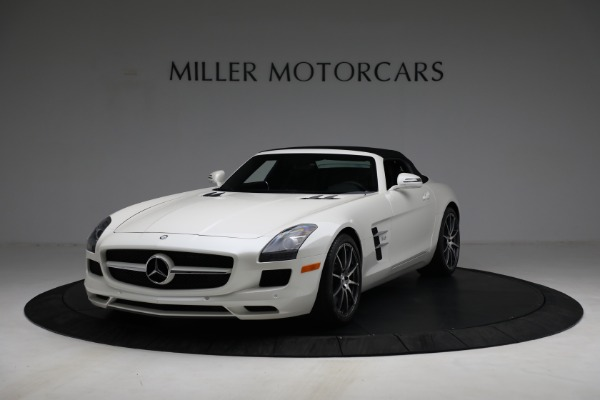 Used 2012 Mercedes-Benz SLS AMG for sale $159,900 at Maserati of Greenwich in Greenwich CT 06830 3