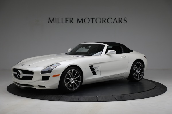 Used 2012 Mercedes-Benz SLS AMG for sale $159,900 at Maserati of Greenwich in Greenwich CT 06830 4