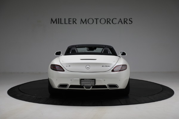 Used 2012 Mercedes-Benz SLS AMG for sale $159,900 at Maserati of Greenwich in Greenwich CT 06830 6