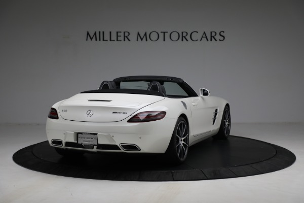 Used 2012 Mercedes-Benz SLS AMG for sale $159,900 at Maserati of Greenwich in Greenwich CT 06830 7
