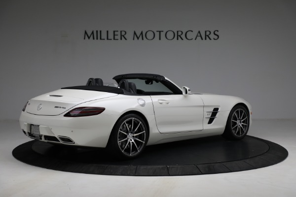 Used 2012 Mercedes-Benz SLS AMG for sale $159,900 at Maserati of Greenwich in Greenwich CT 06830 8