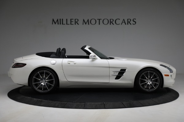 Used 2012 Mercedes-Benz SLS AMG for sale $159,900 at Maserati of Greenwich in Greenwich CT 06830 9