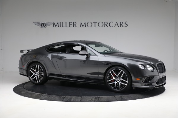 Used 2017 Bentley Continental GT Supersports for sale $189,900 at Maserati of Greenwich in Greenwich CT 06830 10