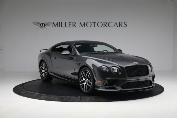 Used 2017 Bentley Continental GT Supersports for sale $189,900 at Maserati of Greenwich in Greenwich CT 06830 11