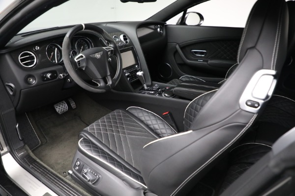 Used 2017 Bentley Continental GT Supersports for sale $189,900 at Maserati of Greenwich in Greenwich CT 06830 17