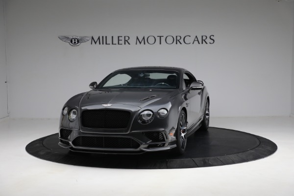 Used 2017 Bentley Continental GT Supersports for sale $189,900 at Maserati of Greenwich in Greenwich CT 06830 2