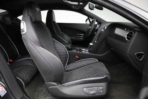 Used 2017 Bentley Continental GT Supersports for sale $189,900 at Maserati of Greenwich in Greenwich CT 06830 23