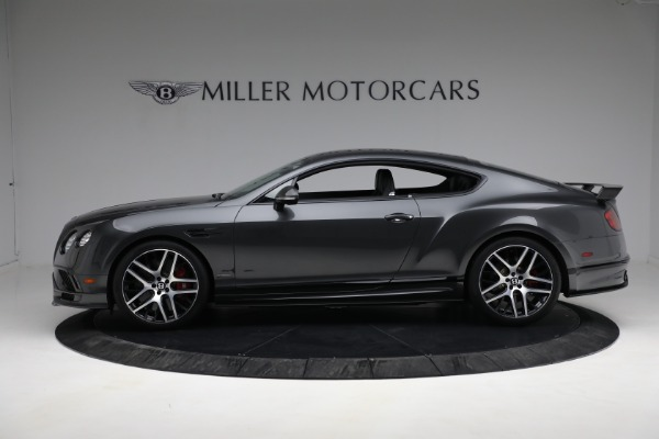 Used 2017 Bentley Continental GT Supersports for sale $189,900 at Maserati of Greenwich in Greenwich CT 06830 3