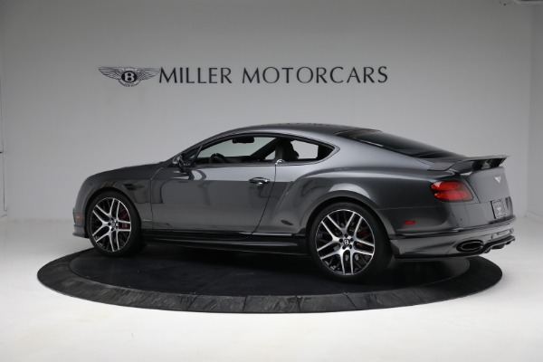 Used 2017 Bentley Continental GT Supersports for sale $189,900 at Maserati of Greenwich in Greenwich CT 06830 4