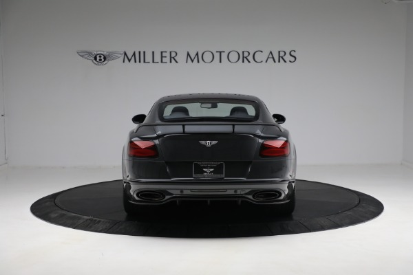Used 2017 Bentley Continental GT Supersports for sale $189,900 at Maserati of Greenwich in Greenwich CT 06830 6