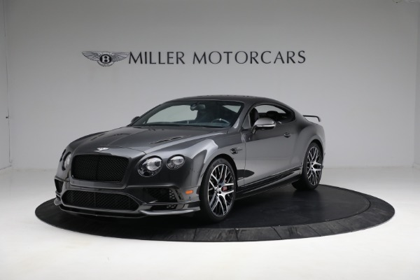 Used 2017 Bentley Continental GT Supersports for sale $189,900 at Maserati of Greenwich in Greenwich CT 06830 1