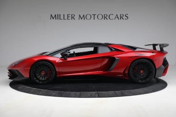 Used 2017 Lamborghini Aventador LP 750-4 SV for sale $589,900 at Maserati of Greenwich in Greenwich CT 06830 11