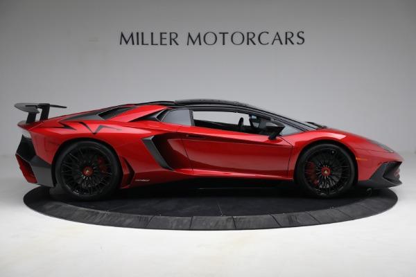 Used 2017 Lamborghini Aventador LP 750-4 SV for sale $589,900 at Maserati of Greenwich in Greenwich CT 06830 12