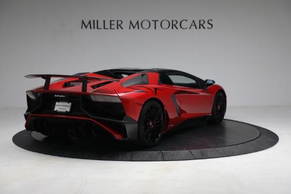 Used 2017 Lamborghini Aventador LP 750-4 SV for sale $589,900 at Maserati of Greenwich in Greenwich CT 06830 13