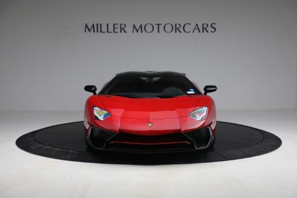 Used 2017 Lamborghini Aventador LP 750-4 SV for sale $589,900 at Maserati of Greenwich in Greenwich CT 06830 17