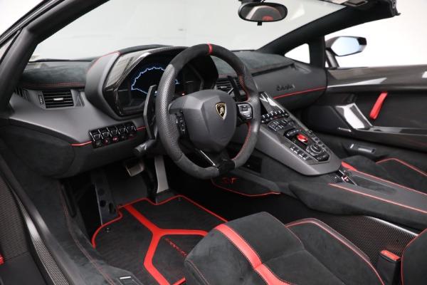 Used 2017 Lamborghini Aventador LP 750-4 SV for sale $589,900 at Maserati of Greenwich in Greenwich CT 06830 19
