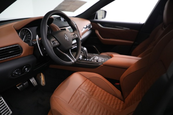 New 2021 Maserati Levante S GranSport for sale $112,899 at Maserati of Greenwich in Greenwich CT 06830 13