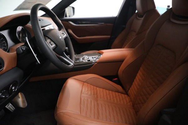 New 2021 Maserati Levante S GranSport for sale $112,899 at Maserati of Greenwich in Greenwich CT 06830 14