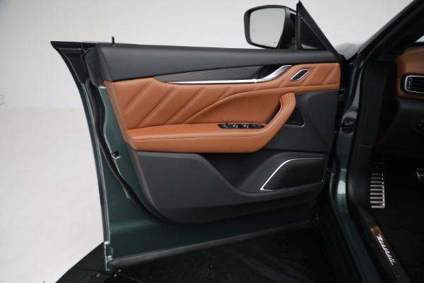 New 2021 Maserati Levante S GranSport for sale $112,899 at Maserati of Greenwich in Greenwich CT 06830 16