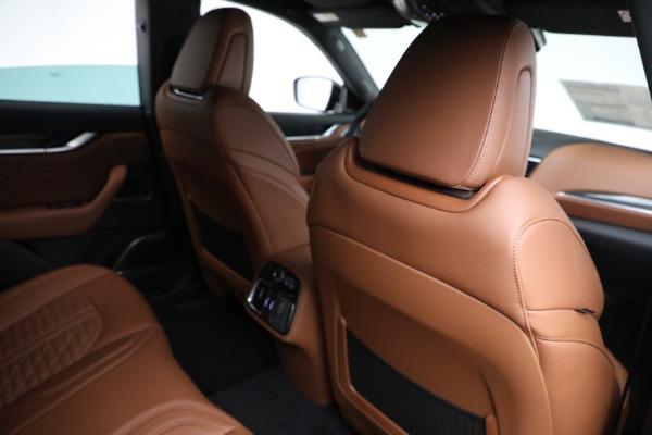 New 2021 Maserati Levante S GranSport for sale $112,899 at Maserati of Greenwich in Greenwich CT 06830 22