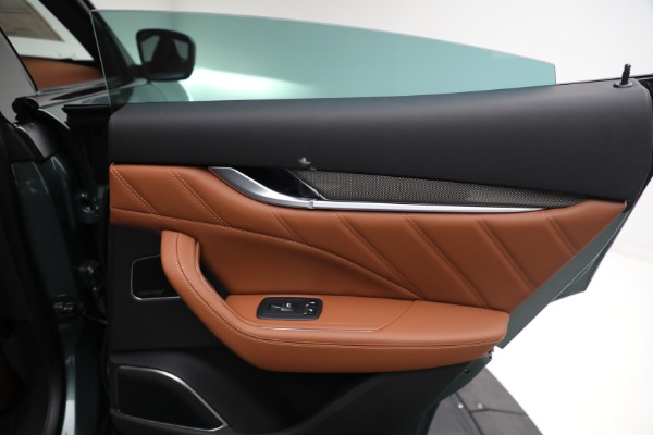 New 2021 Maserati Levante S GranSport for sale $112,899 at Maserati of Greenwich in Greenwich CT 06830 24