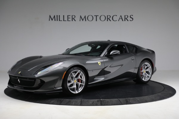 Used 2018 Ferrari 812 Superfast for sale Call for price at Maserati of Greenwich in Greenwich CT 06830 2