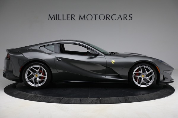 Used 2018 Ferrari 812 Superfast for sale Call for price at Maserati of Greenwich in Greenwich CT 06830 9