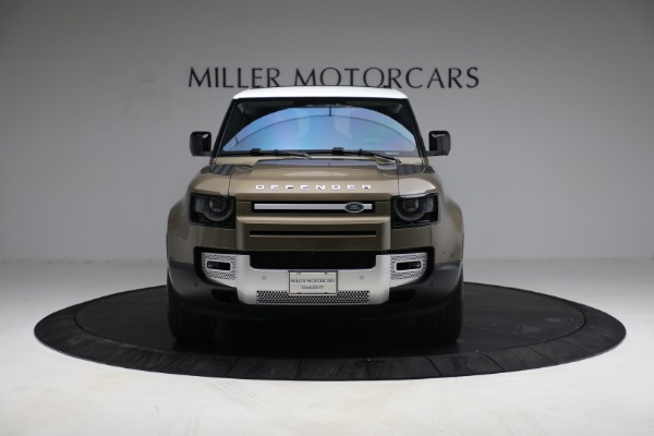 Used 2021 Land Rover Defender 90 First Edition for sale $69,900 at Maserati of Greenwich in Greenwich CT 06830 12
