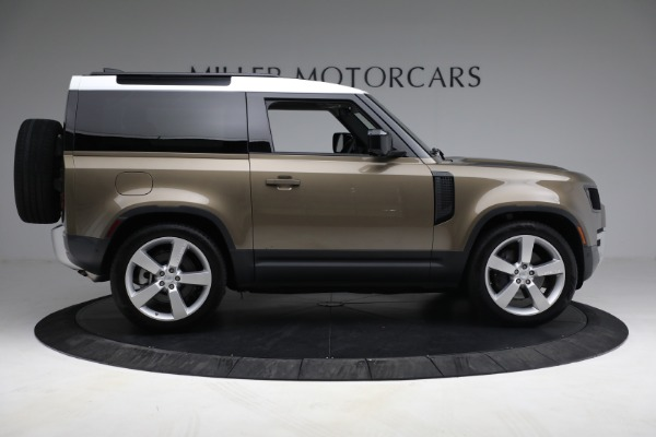Used 2021 Land Rover Defender 90 First Edition for sale $69,900 at Maserati of Greenwich in Greenwich CT 06830 14