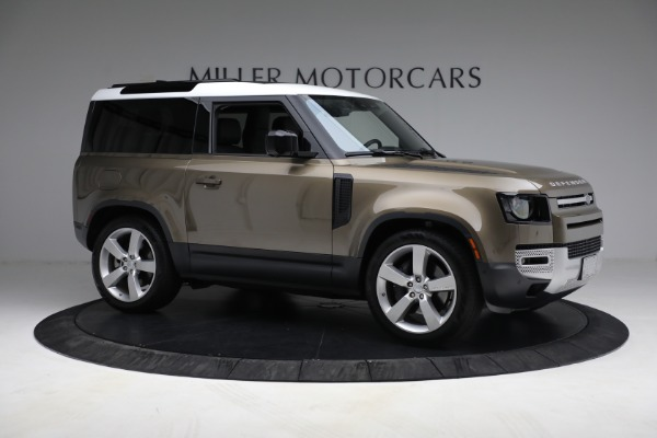 Used 2021 Land Rover Defender 90 First Edition for sale $69,900 at Maserati of Greenwich in Greenwich CT 06830 15