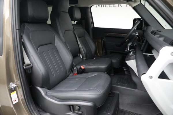 Used 2021 Land Rover Defender 90 First Edition for sale $69,900 at Maserati of Greenwich in Greenwich CT 06830 23