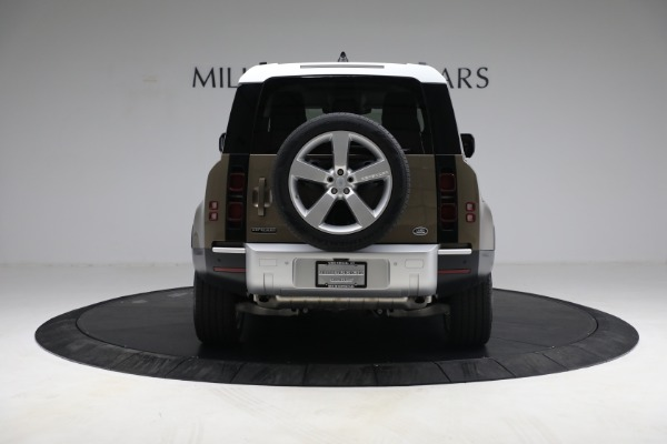 Used 2021 Land Rover Defender 90 First Edition for sale $69,900 at Maserati of Greenwich in Greenwich CT 06830 6