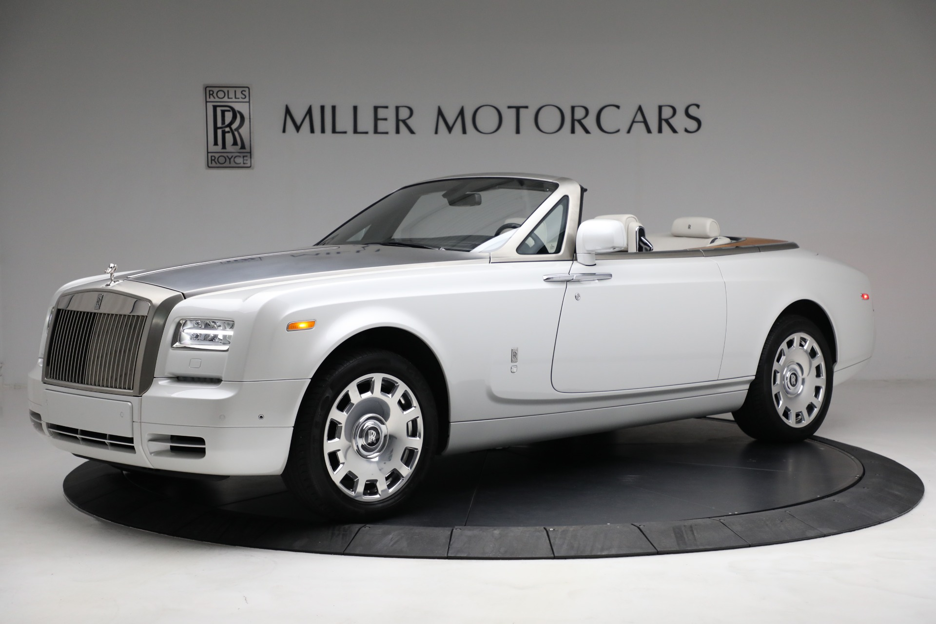 Used 2017 Rolls-Royce Phantom Drophead Coupe for sale Call for price at Maserati of Greenwich in Greenwich CT 06830 1
