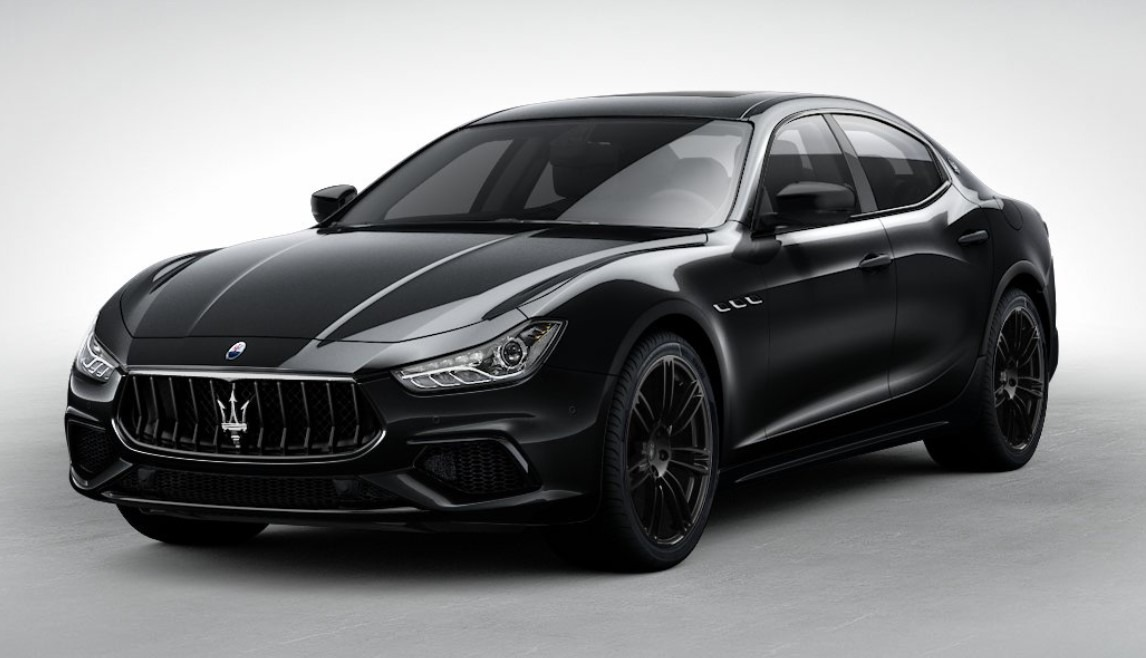 New 2021 Maserati Ghibli SQ4 for sale $91,244 at Maserati of Greenwich in Greenwich CT 06830 1