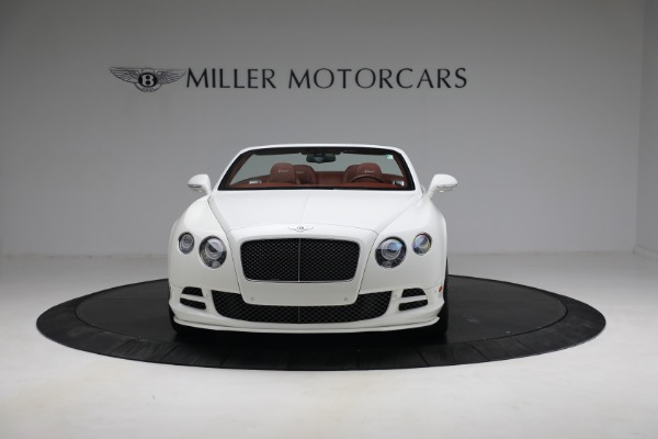 Used 2015 Bentley Continental GT Speed for sale $145,900 at Maserati of Greenwich in Greenwich CT 06830 10