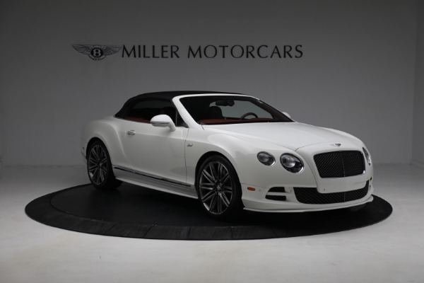 Used 2015 Bentley Continental GT Speed for sale $145,900 at Maserati of Greenwich in Greenwich CT 06830 14