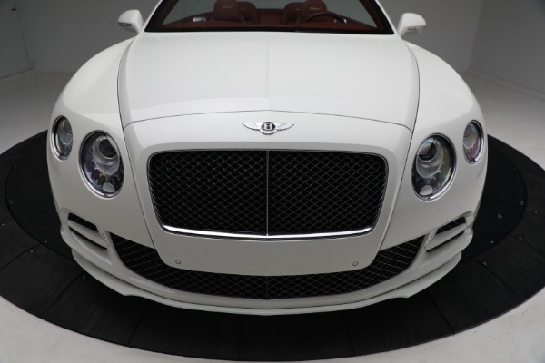 Used 2015 Bentley Continental GT Speed for sale $145,900 at Maserati of Greenwich in Greenwich CT 06830 15