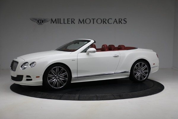 Used 2015 Bentley Continental GT Speed for sale $145,900 at Maserati of Greenwich in Greenwich CT 06830 2
