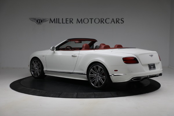 Used 2015 Bentley Continental GT Speed for sale $145,900 at Maserati of Greenwich in Greenwich CT 06830 4