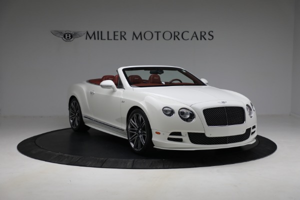 Used 2015 Bentley Continental GT Speed for sale $145,900 at Maserati of Greenwich in Greenwich CT 06830 9